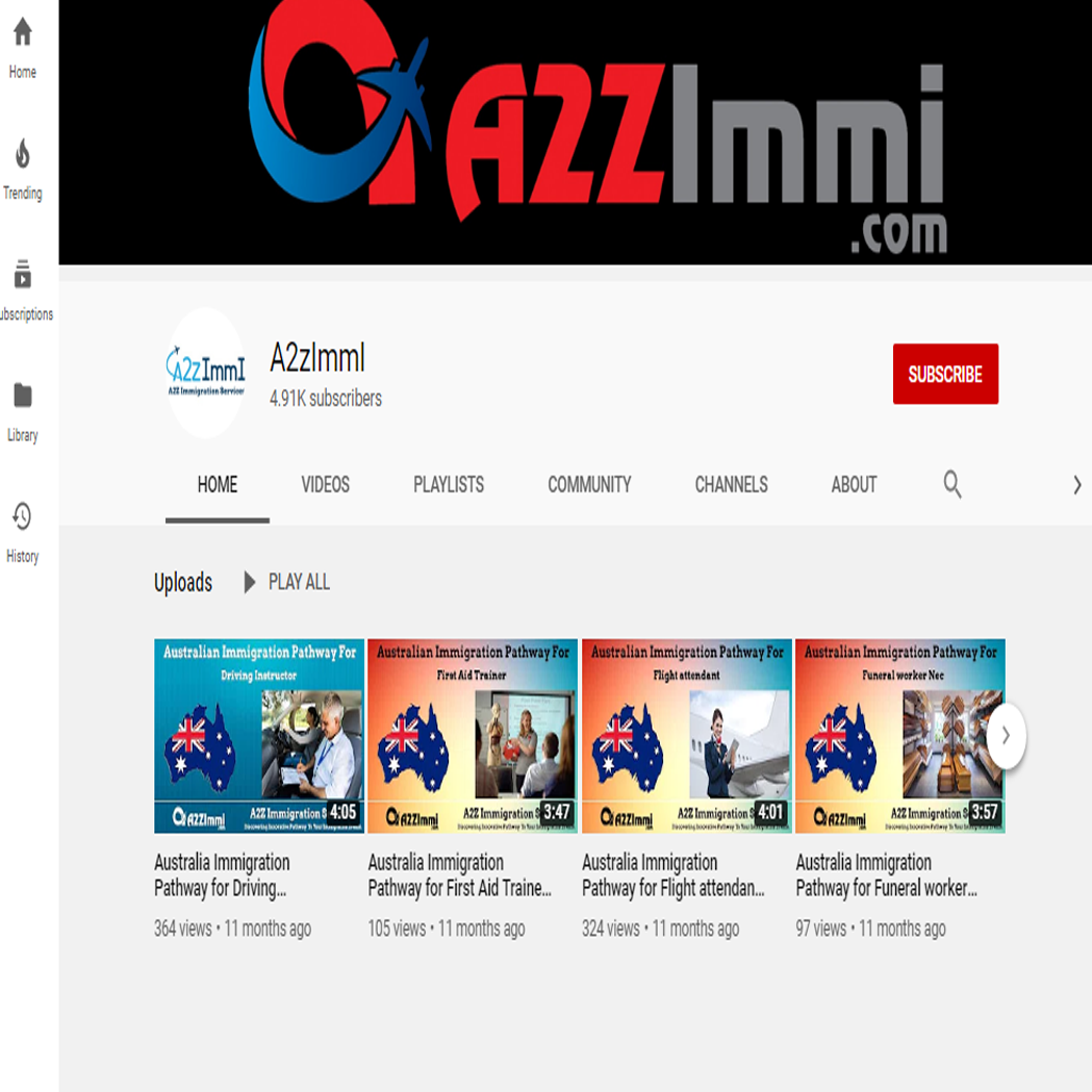 a2zimmi youtube